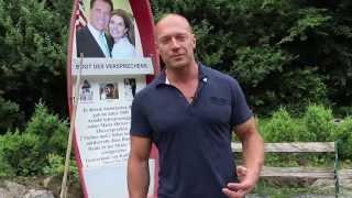 Денис Семенихин. Посещение дома Шварценеггера в Австрии