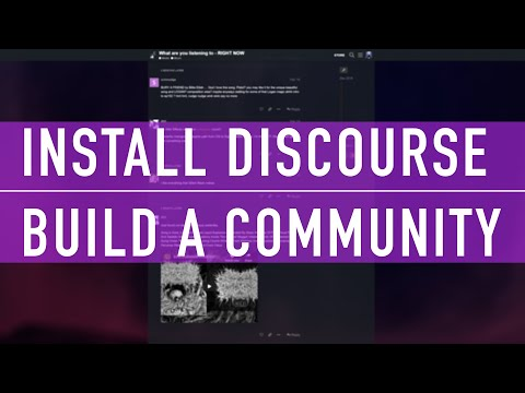 How To Install Discourse On An Ubuntu Server + Email | Upcloud Hosting Tutorial 1