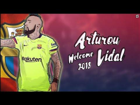 Download Arturo Vidal 2018/19 ●  THE WARRIOR - Best Tackles & Skills | HD