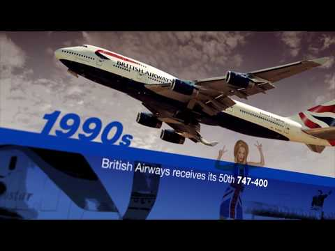 Boeing and the United Kingdom: Celebrating our Partnership