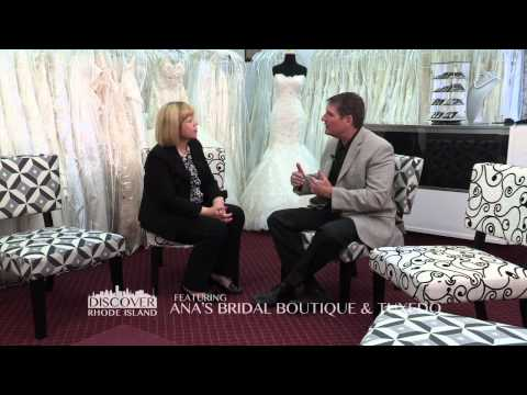 "Ana's Bridal, a ""Discover Rhode Island"" business segment"