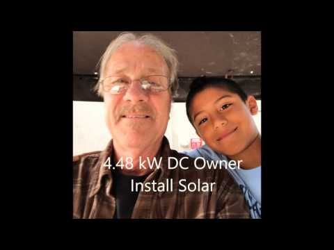 DIY Solar Install with Enphase S280 Microinverters & Quick Mount PV Rail-Free Mounting Sys