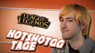 HotshotGG - Tage   One of Esports First Legends