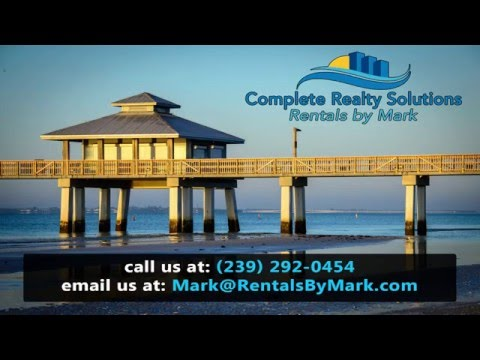 Why Work with Rentals by Mark? Fort Myers Property Management