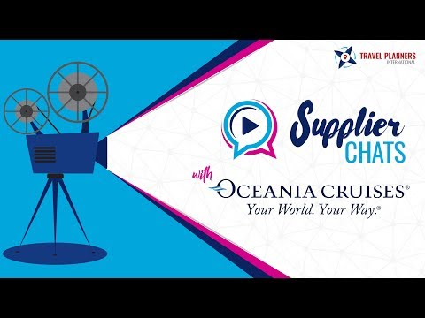 Supplier Chat with Oceania 2017