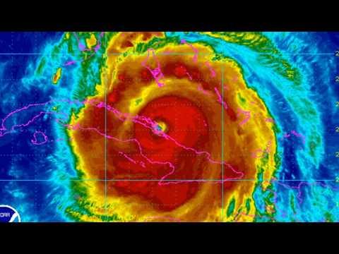 Tracking the Hurricanes: 2017 Part Two: Irma, Maria, Nate