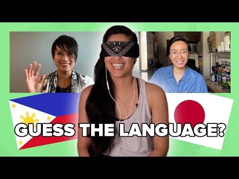 Can You Identify These Languages From East and South East Asia?
