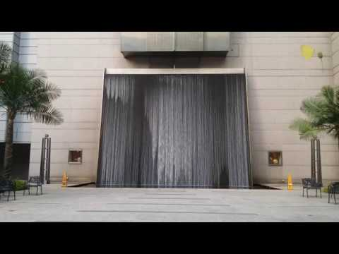Water Wall @ Capital Square