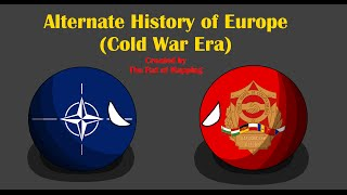Alternate History of Europe in Countryballs (Cold War Era) Ep.4: Rising Tensions