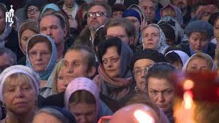 Проповедь Патриарха Кирилла в день 100-летия избрания на Патриарший престол свт. Тихона
