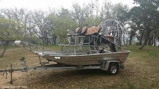 airboat for sale - Woodworking Challenge