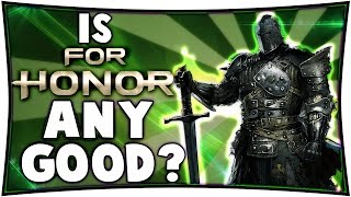 For Honor Beta First Impressions - Will UBISOFT Ruin this Game?