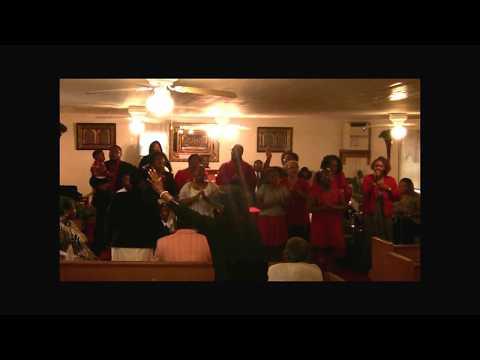 Saints Rejoicing in N  Carolina Community Choir's
