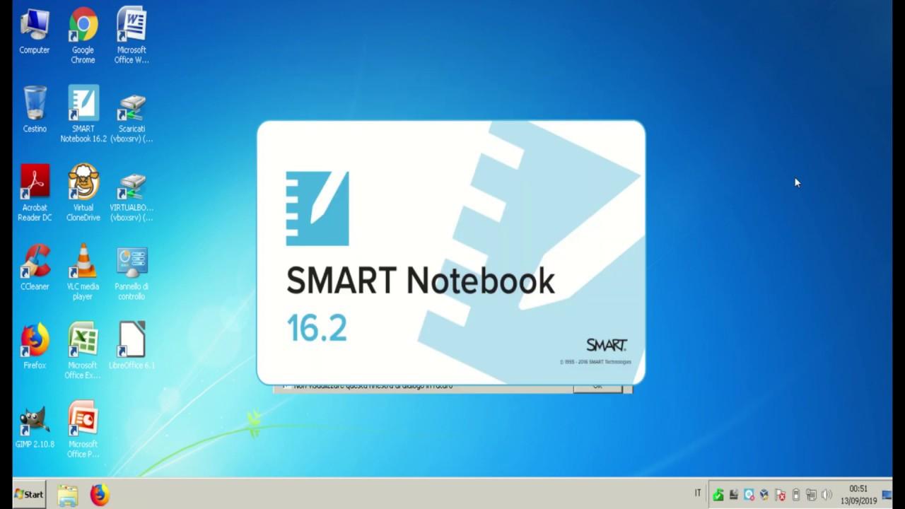 Scoprire la versione di SMART Notebook e quali licenze siano necessarie