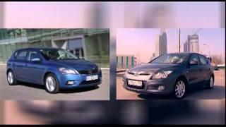 Наши тесты - Европа против Азии - Volkswagen Golf VI vs Hyundai i30