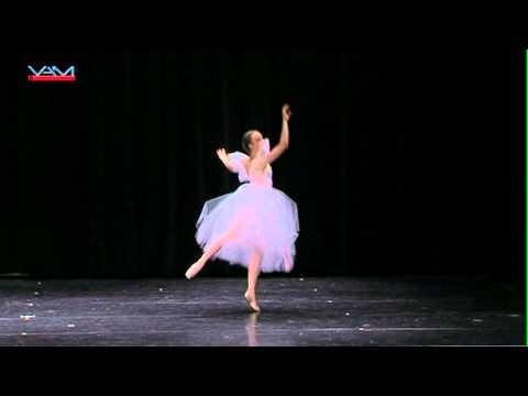 Katryn Patsel-Alexandrova - Variation From Pas De Quatre