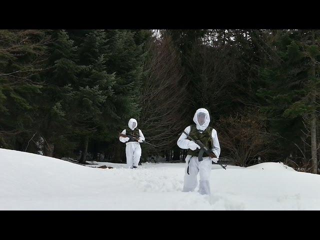 Vojska Srbije u Kopnenoj zoni bezbednosti - baza Isto?ni Mojstir