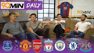 Is lukaku overrated!? are chelsea in trouble!?   will palace avoid relegation this season!?   daily