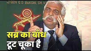 INDIAN ARMY OFFICER WARN औकात दिखाये- कुछ मीडिया को मंजूर नही। फौजी गाली भी दे तो चलेगा। खुलासा
