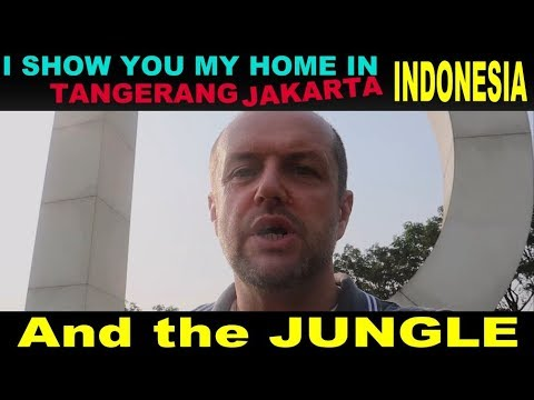 Where I live in Indonesia: Tangerang, Jakarta!