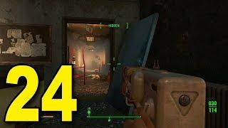 Fallout 4 - Part 24 - Hunting For Kellogg Let s Play Walkthrough Gameplay