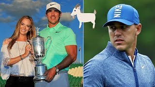 Why Brooks Koepka Should be Your FAVORITE Golfer