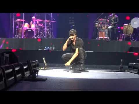 Enrique Iglesias LIVE in Vegas--9-15-18
