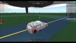 ROBLOX Storm Chasers - Desert Intercepts - EF1 Cause Damage! (2)