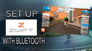 How To Set up Zwift With Bluetooth