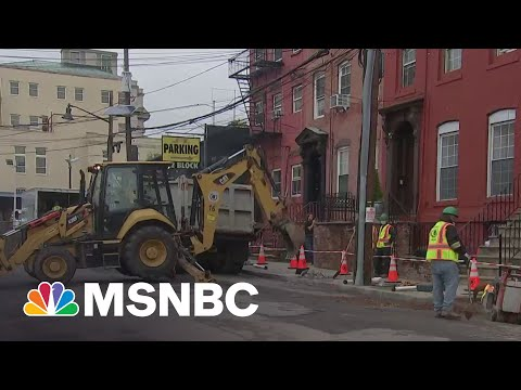 Biden Infrastructure Plan: $45B To Replace Lead Pipes