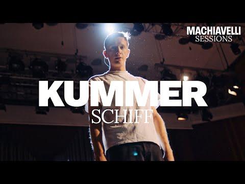 KUMMER - Schiff ft. WDR Funkhausorchester | Machiavelli Sessions