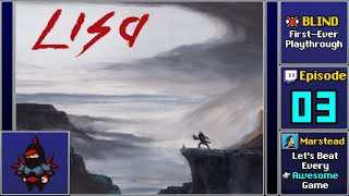 LISA The Painful RPG Episode 3 Blind - Motorcycle Ride
