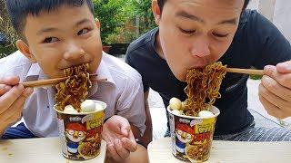 Trò Chơi Thích Ăn Mì ❤ ChiChi ToysReview TV ❤ Đồ Chơi Proro Noodles