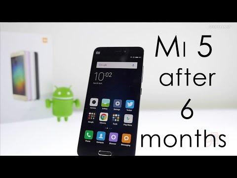 Xiaomi Mi5 Long Term Review & Relook after 6 months