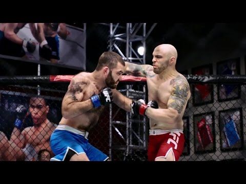 Fight Replay: Tom Gallicchio vs. Justin Edwards   THE ULTIMATE FIGHTER