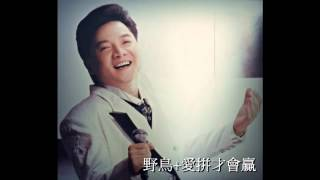 寶島歌王葉啟田-野鳥+愛拼才會贏(口白)
