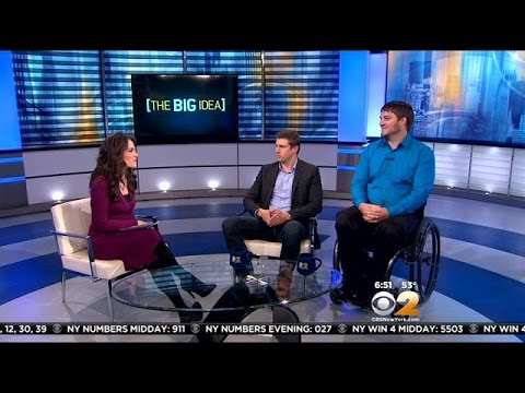 Interview: Christopher Reeve's Son Talks Advancements In Spinal Cord Injury Treatment