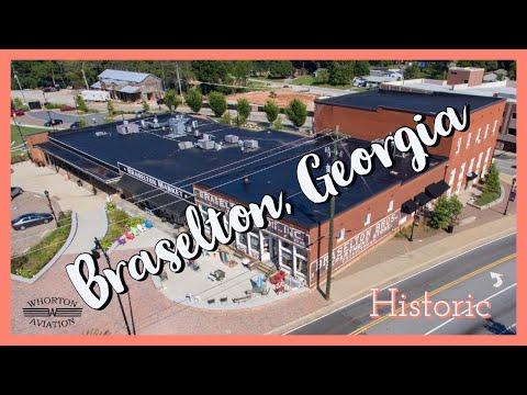 Historic Braselton, Georgia