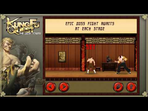 Kung Fu Quest: The Jade Tower Launch Trailer