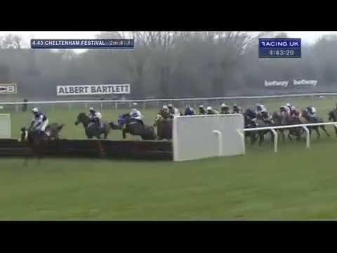 Martin Pipe Conditional Jockeys' H/cap Hurdle 13/03/15 Full Race