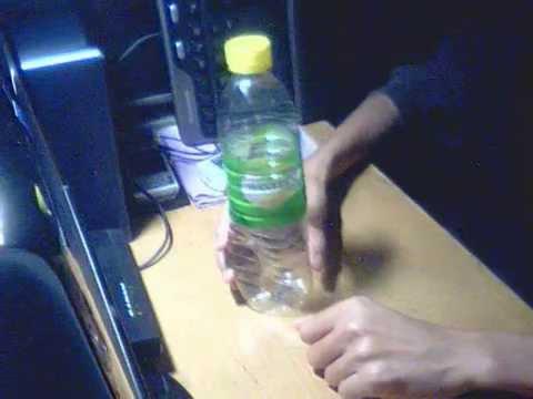 [Trick] Crushing Bottle