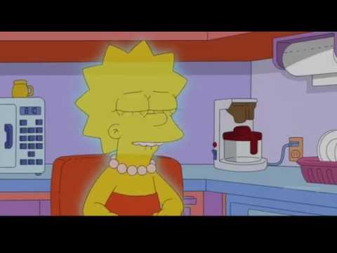 Well this just happened on The Simpsons Halloween Special 2014 HD