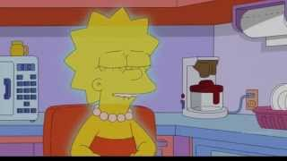 Well this just happened on The Simpsons (Halloween Special) 2014 HD