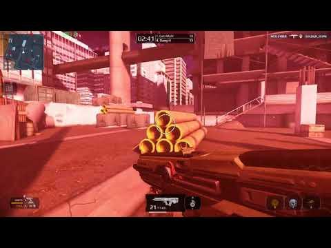 Modern Combat 5 - WEREWOLF (20+ KILLS GAME!!!) |