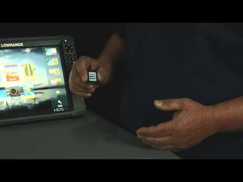 How to Install a microSD Card into a Lowrance® HDS® Gen3