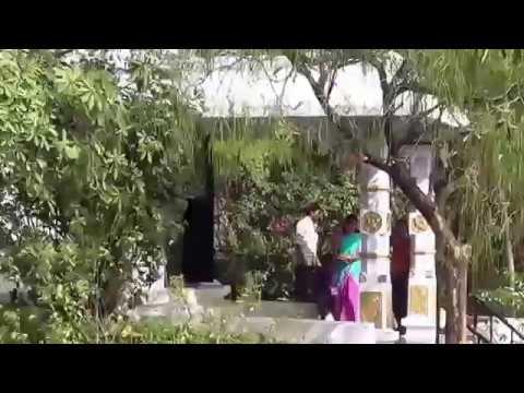 Temple Scene Shooting in Ramanaidu Studios Hyderabad India