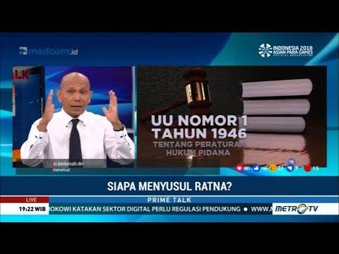 Siapa Menyusul Ratna ? Saor : Jadi Korban Hoaks Hanya Alasan Amien Rais Selamatkan Diri