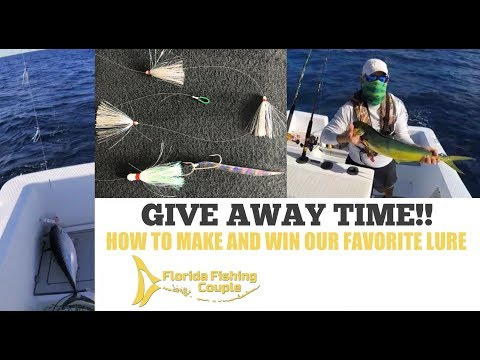 Giving Away One Of Our FAVORITE Trolling Lures!