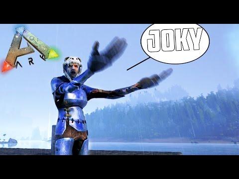 ARK - JOKY, UN SER SUPERIOR - EXTREM SURVIVAL #10 - NexxuzWorld