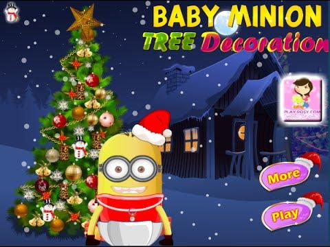 the minions o christmas tree - Minion Christmas Tree